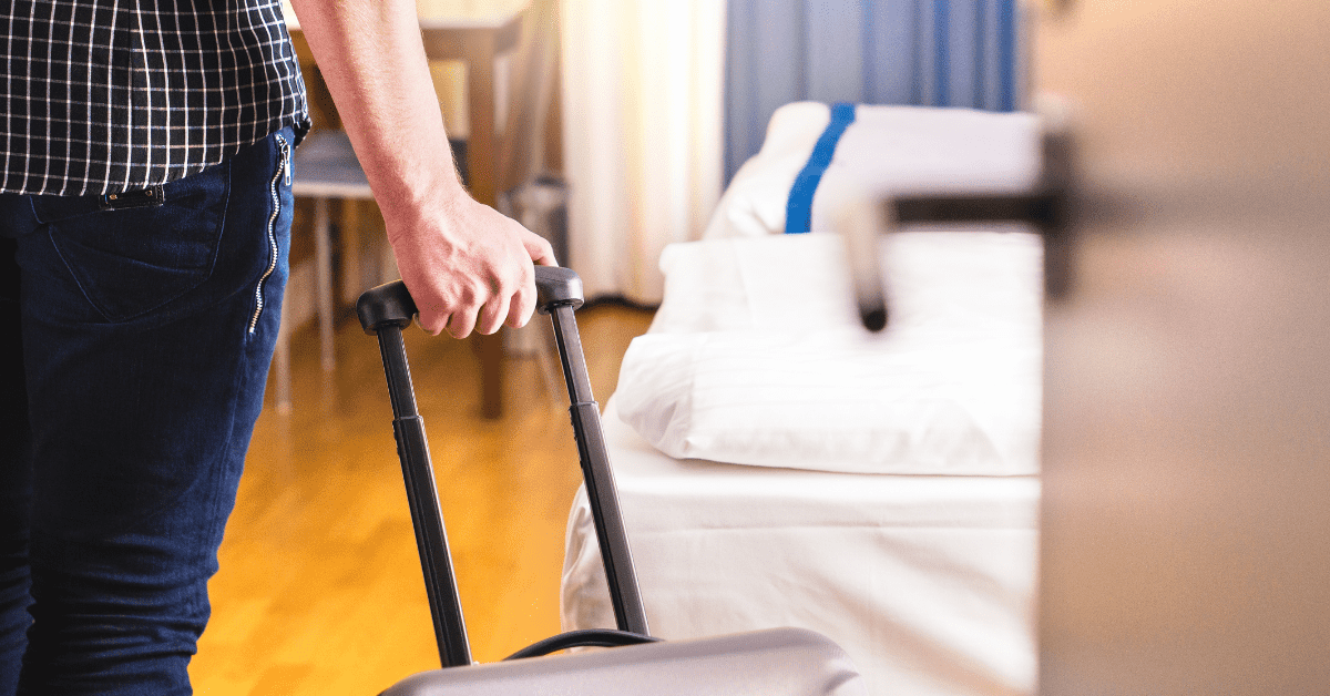 Pest Control Tips for Lodging Businesses | Rocklin Pest Control