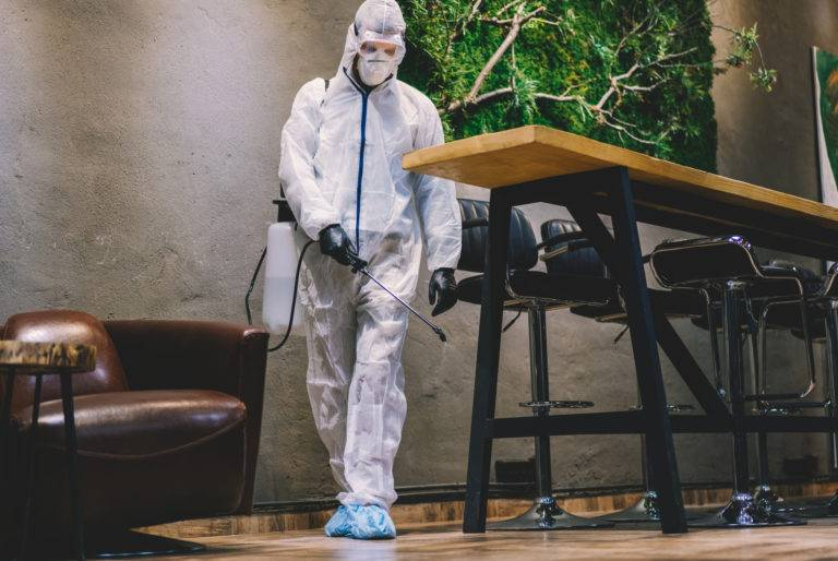 Pest Control for Restaurants and Other Food Companies